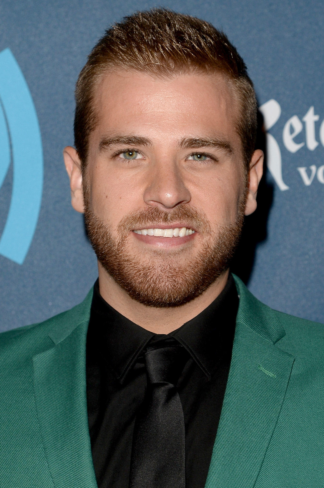 Scott Evans at the 24th Annual GLAAD Media Awards.
