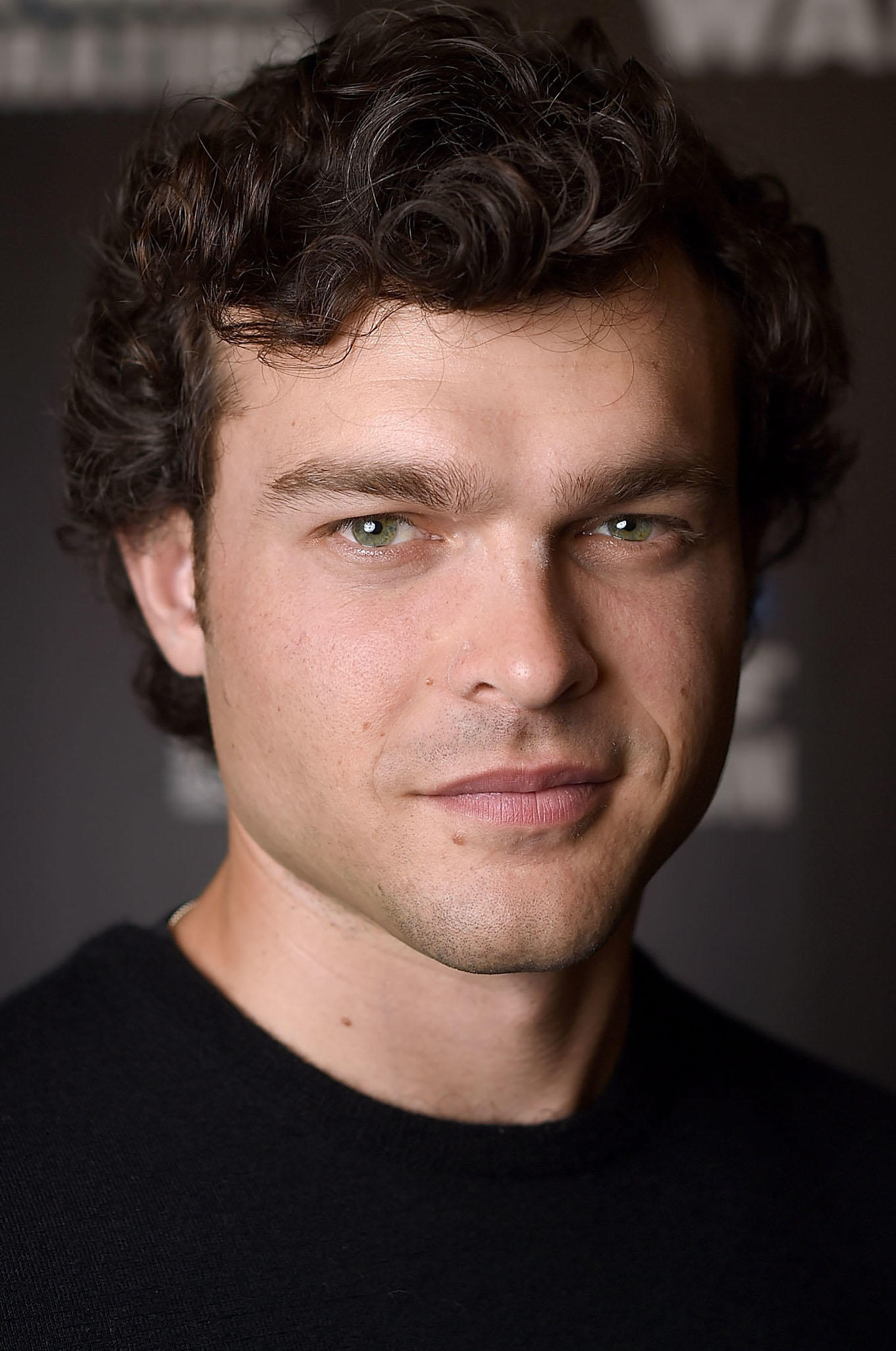 Alden Ehrenreich at Star Wars Celebration 2016 in London.