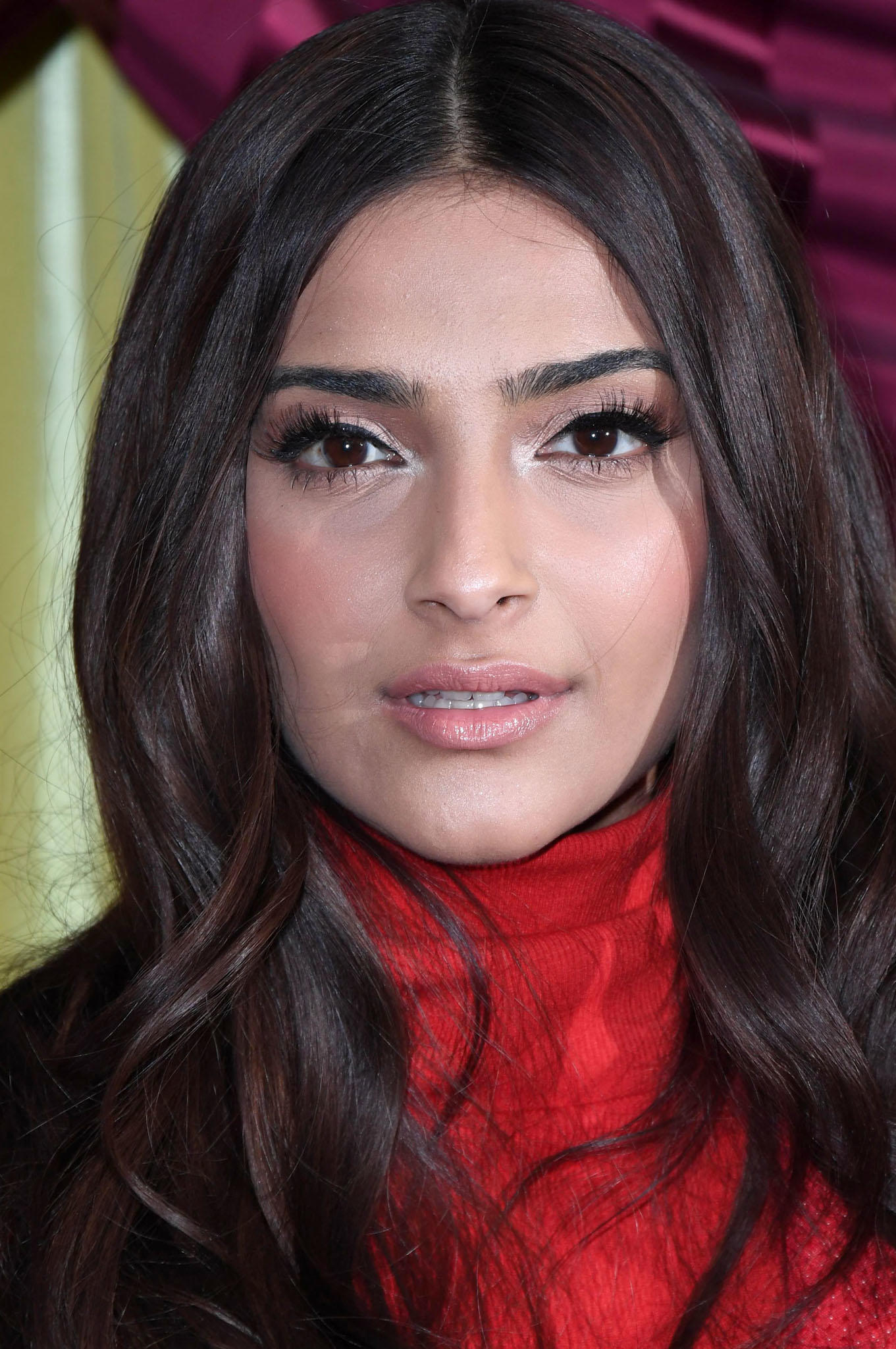 Sonam Kapoor at a photocall for
