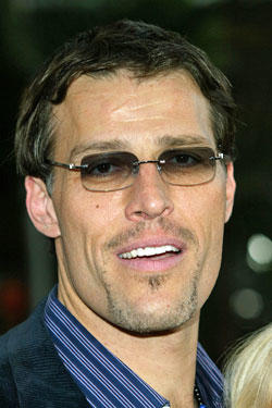 Anthony Robbins at the premiere of