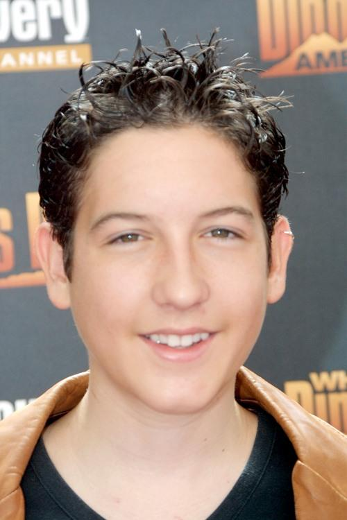 Chris Marquette at the premiere of