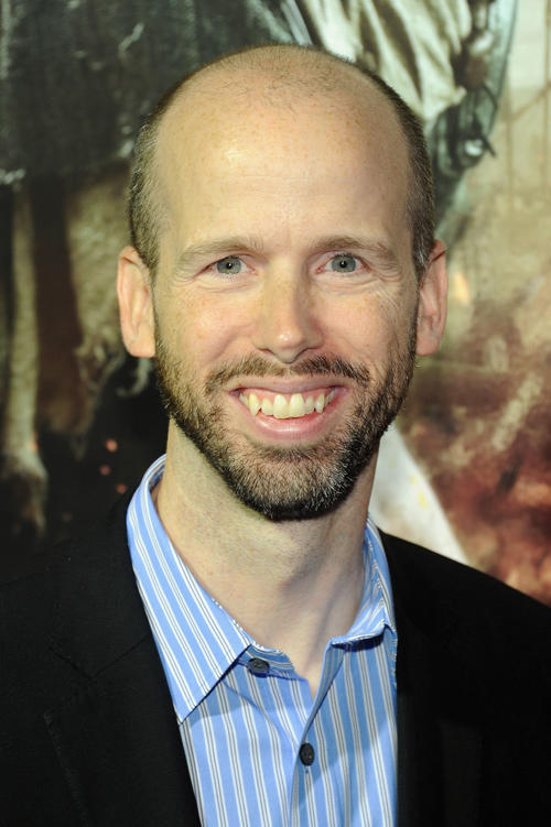 Screenwriter David Leslie Johnson at the New York premiere of