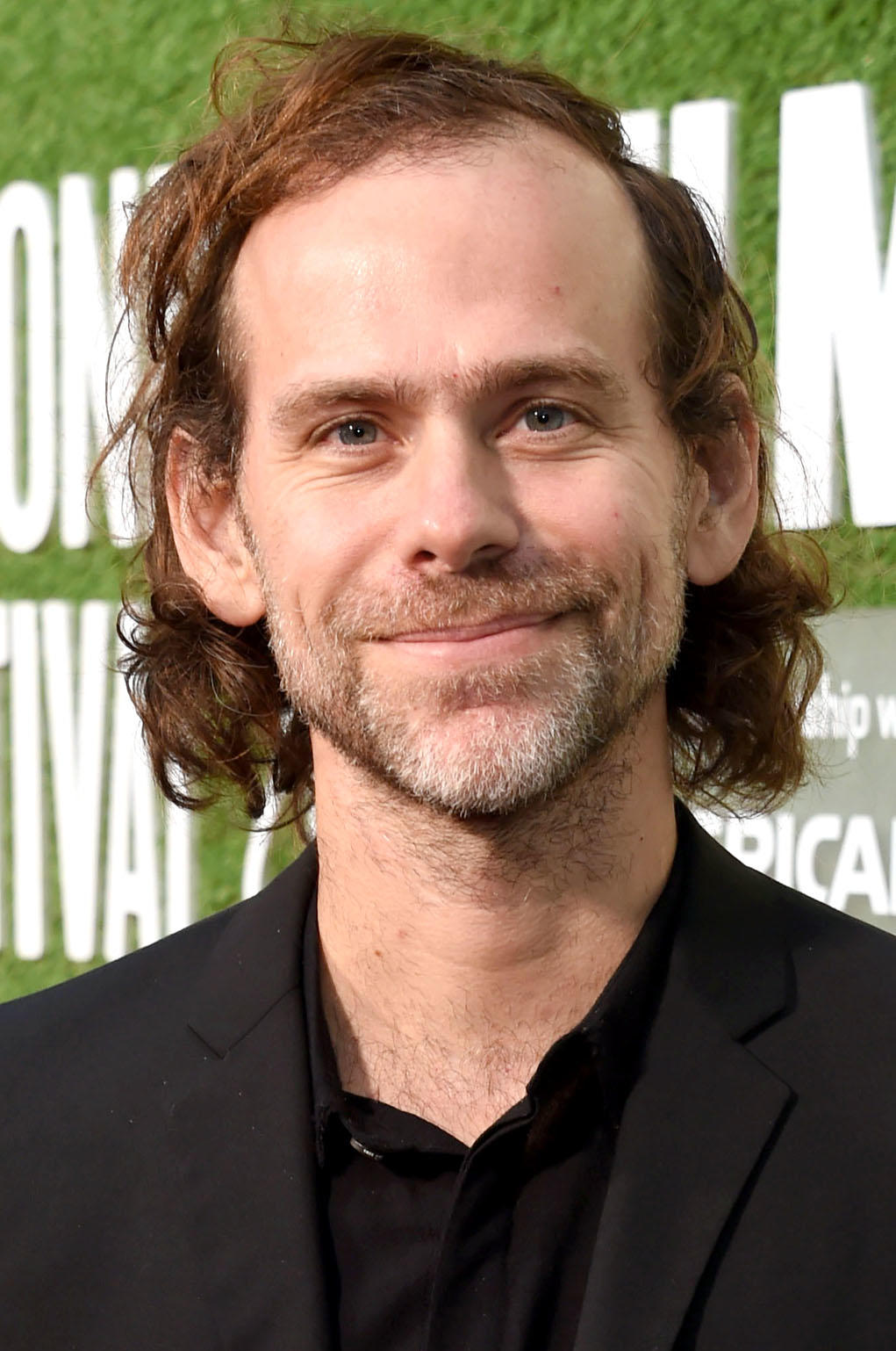 Bryce Dessner at the international premiere for