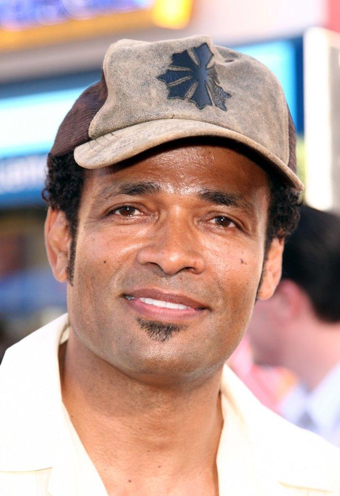Mario Van Peebles at the premiere of