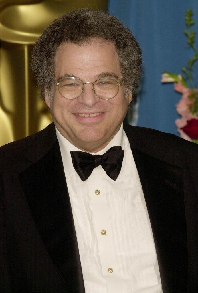 Itzhak Perlman at the 73rd Annual Academy Awards.