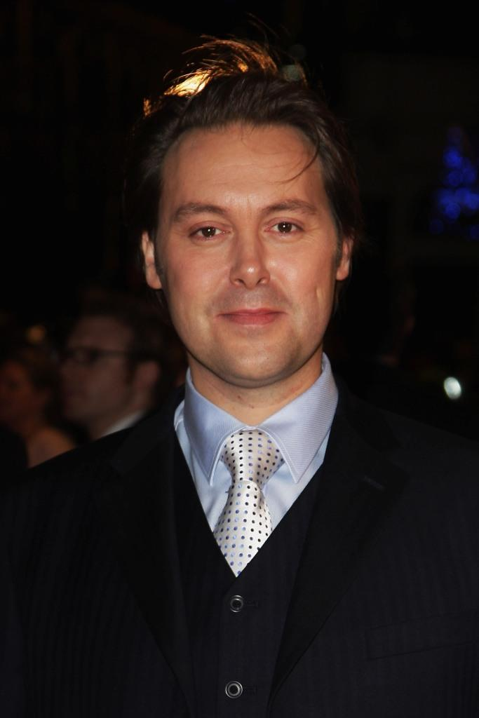 Christian McKay at the London premiere of