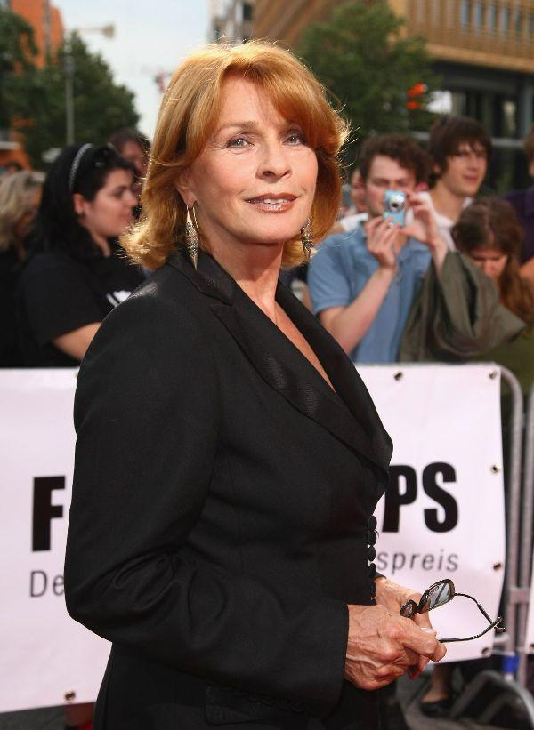 Senta Berger at the First Steps Awards 2009.