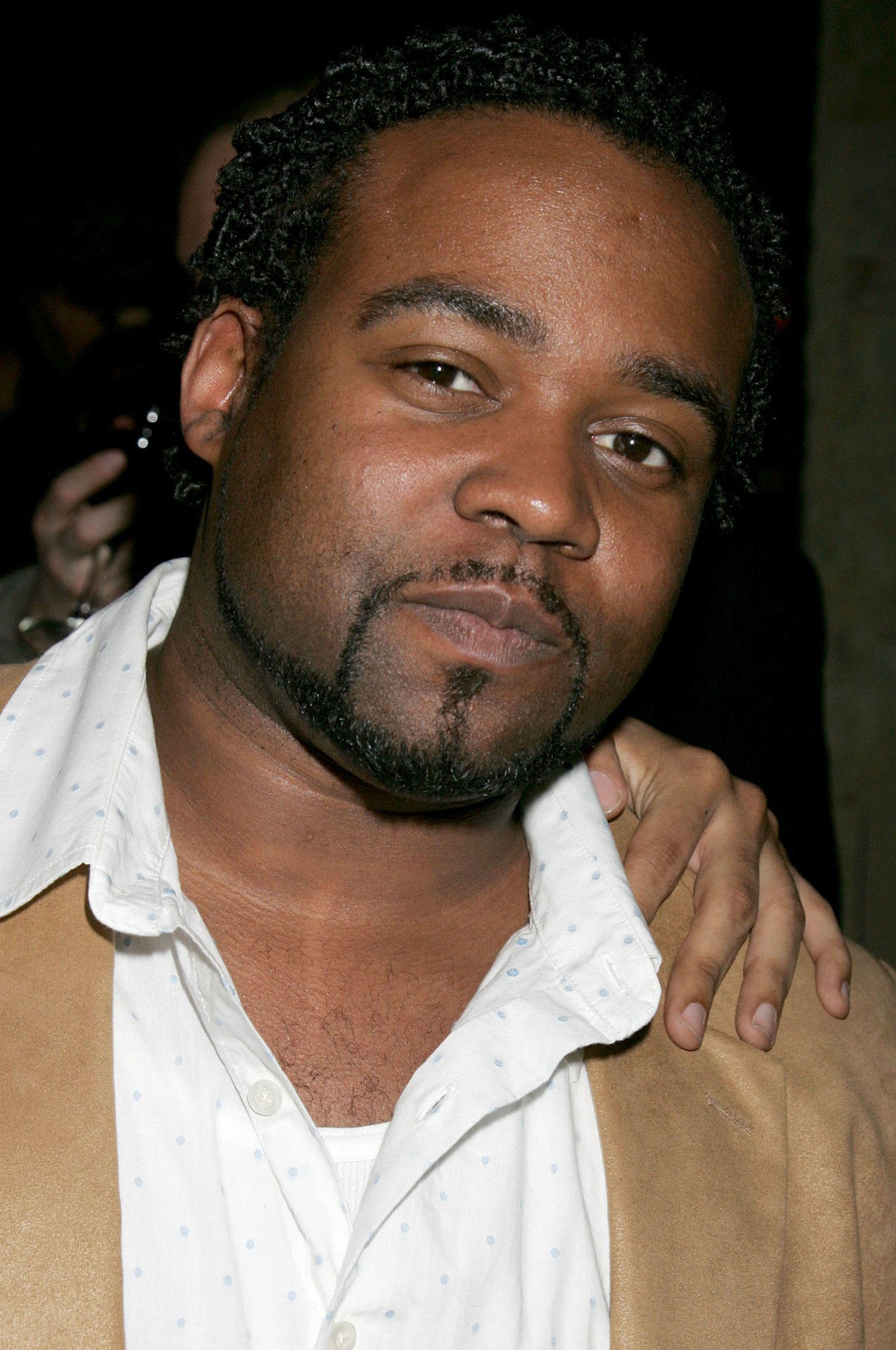 Corey Grant at the Reel Lounge Gala Benefit For The Film Foundation.