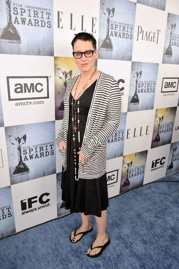 Lori Petty at the 24th Annual Film Independent's Spirit Awards.