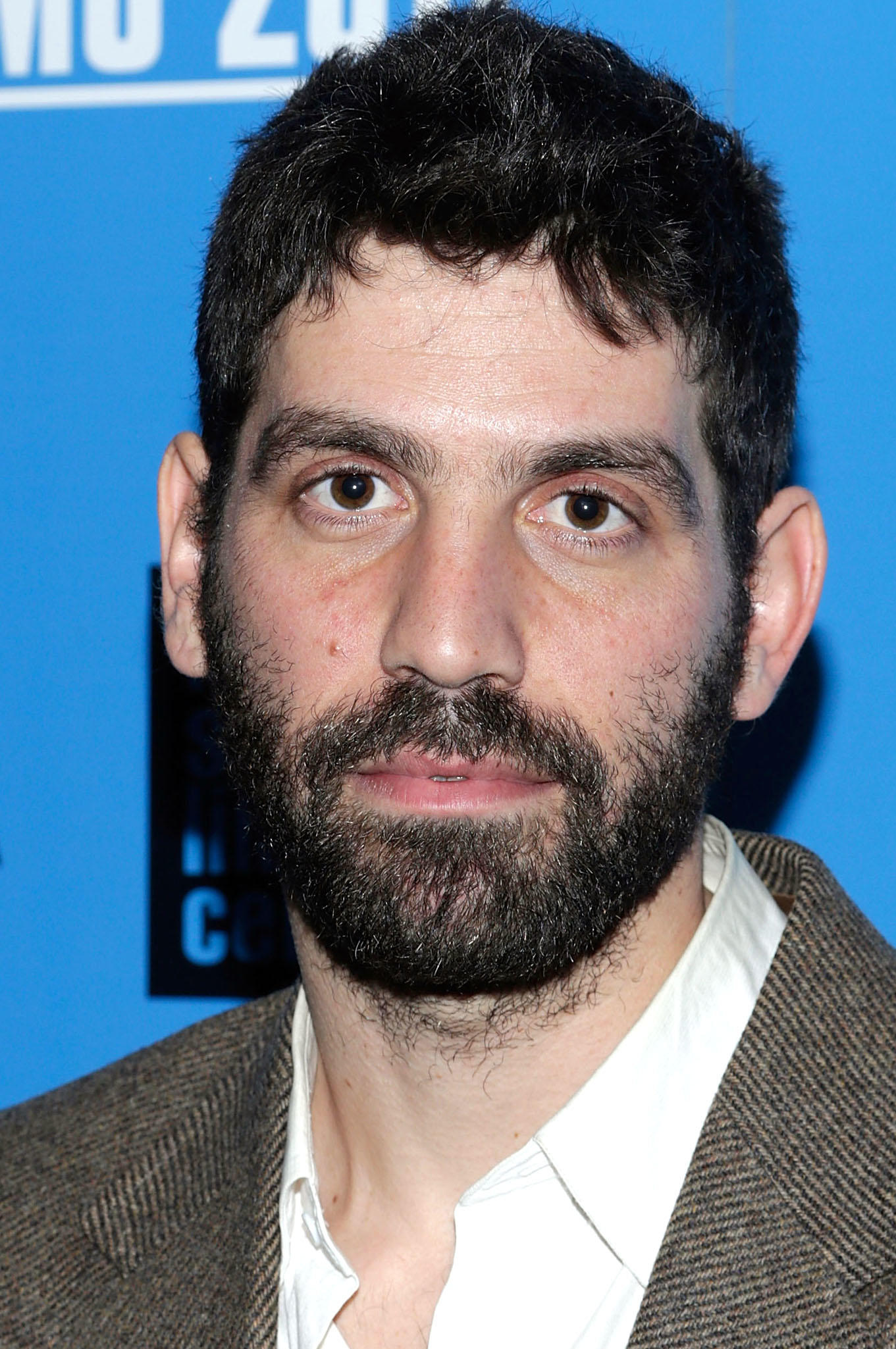 Joshua Z. Weinstein at the opening night of