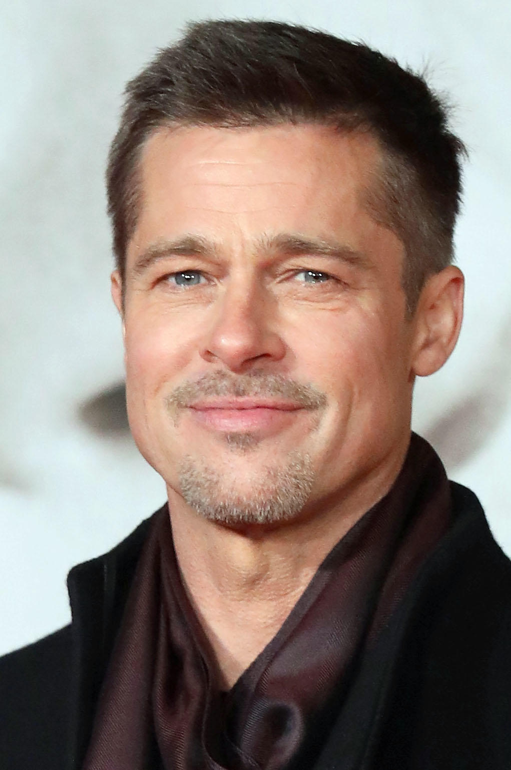 Brad Pitt at the UK premiere of