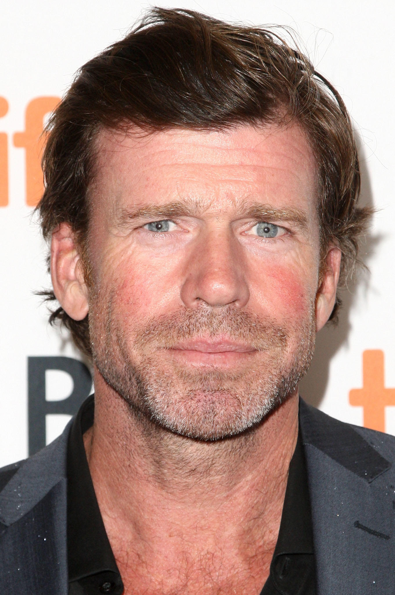 Taylor Sheridan at the