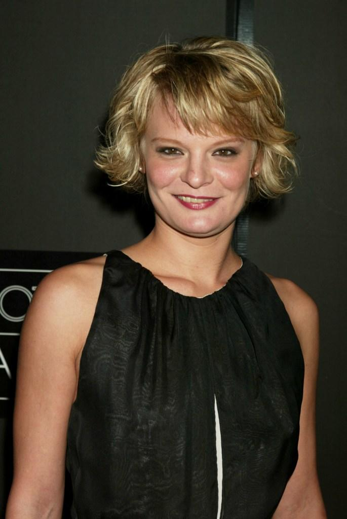 Martha Plimpton at the 2002 IFP/New York Gotham Awards.