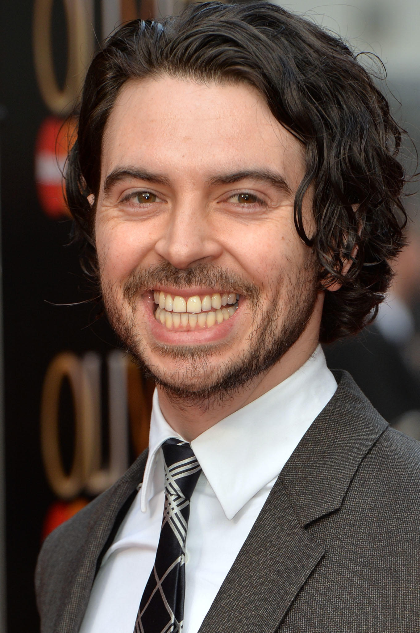 Ryan Gage at the 2015 Olivier Awards in London.