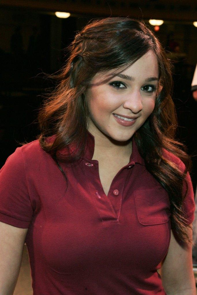 Alisan Porter at the announcement of cast for