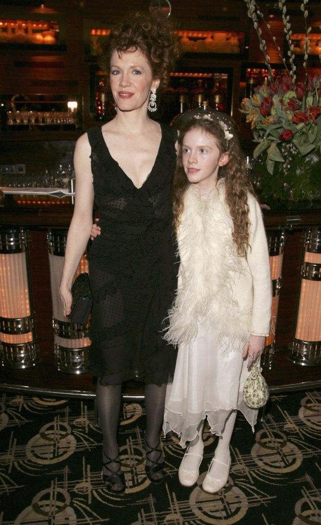 Madeleine Potter and Madeleine Daly at the after party of the UK premiere of