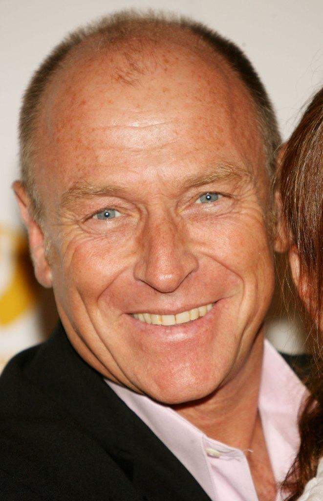 Corbin Bernsen at the annual Daytime Emmy nominee party.