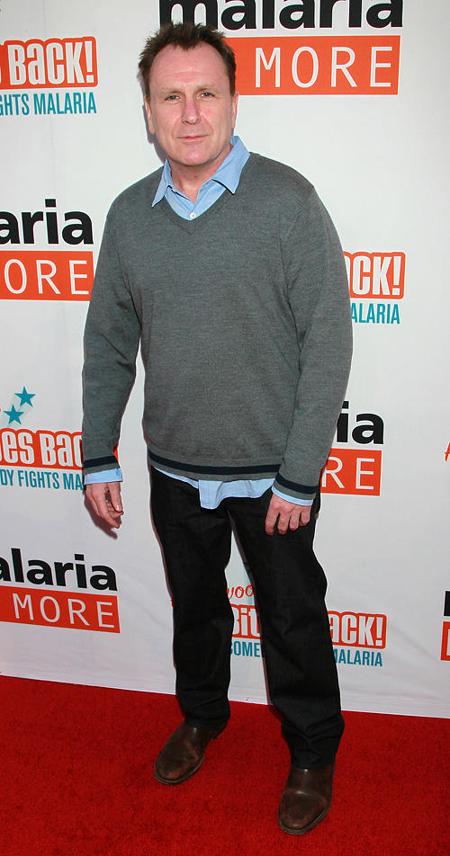 Colin Quinn at the Malaria No More's