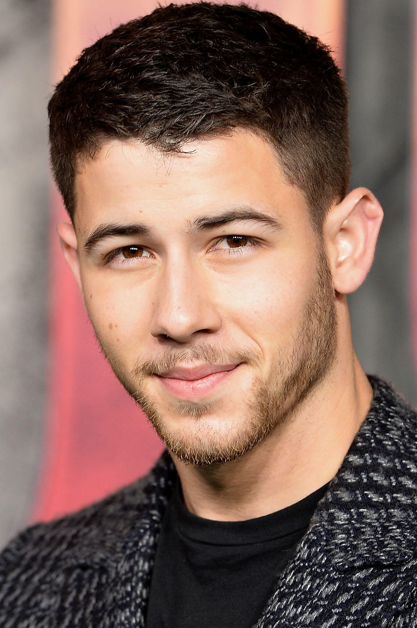 Nick Jonas at the
