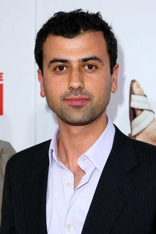 Daoud Heidami at the premiere of