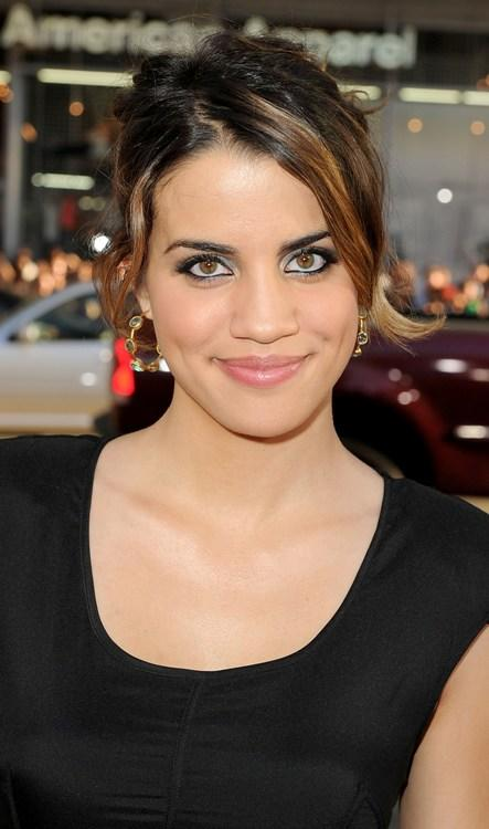 Natalie Morales at the premiere of