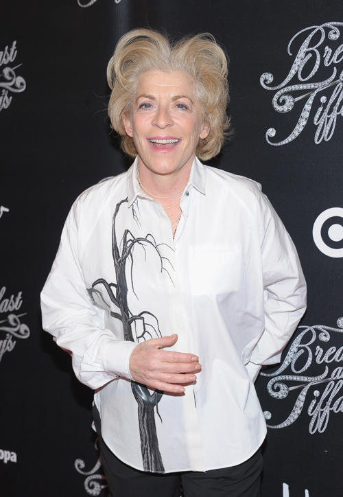 Suzanne Bertish at the after party of Broadway opening night of