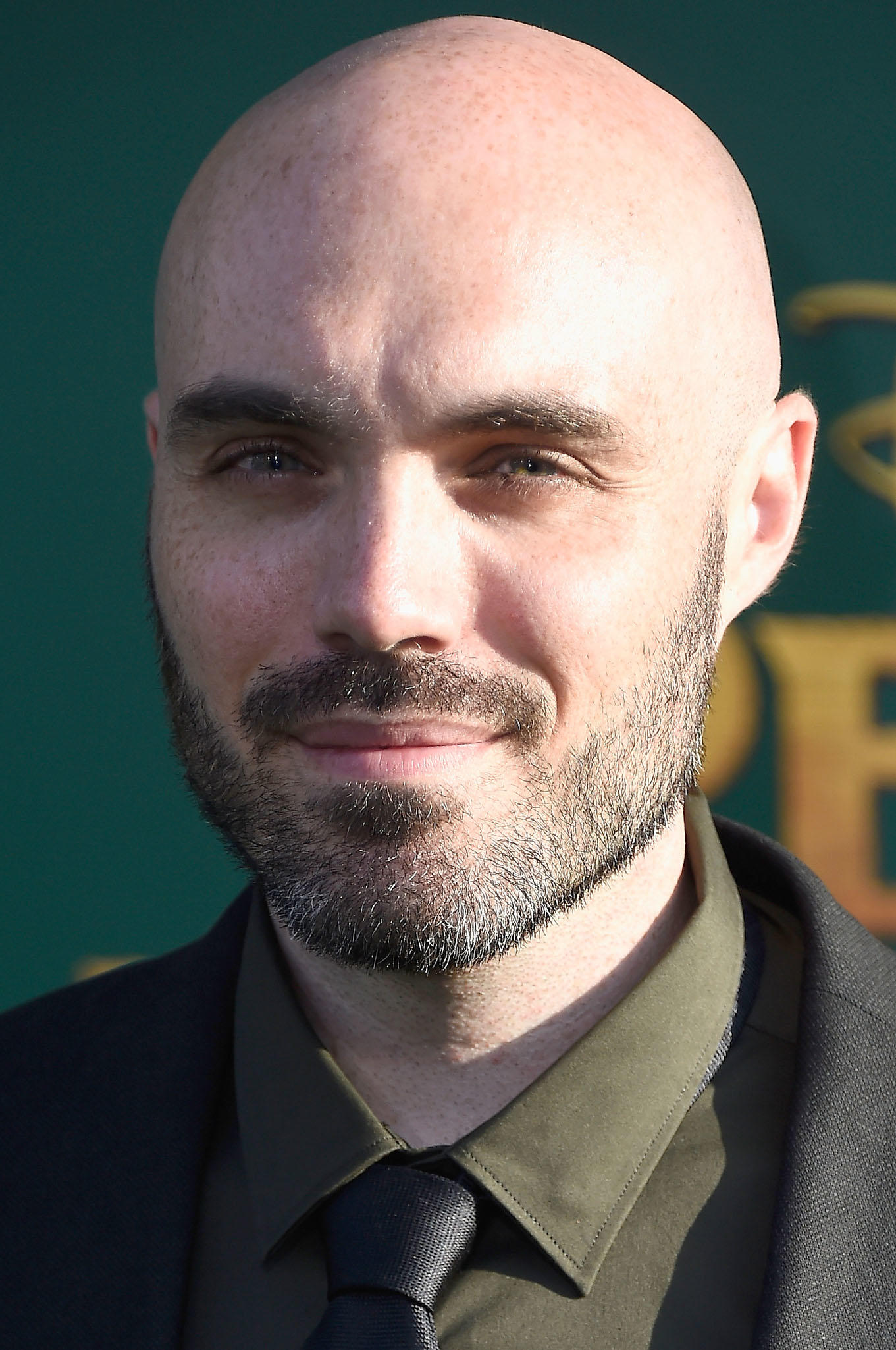 David Lowery at the world premiere of