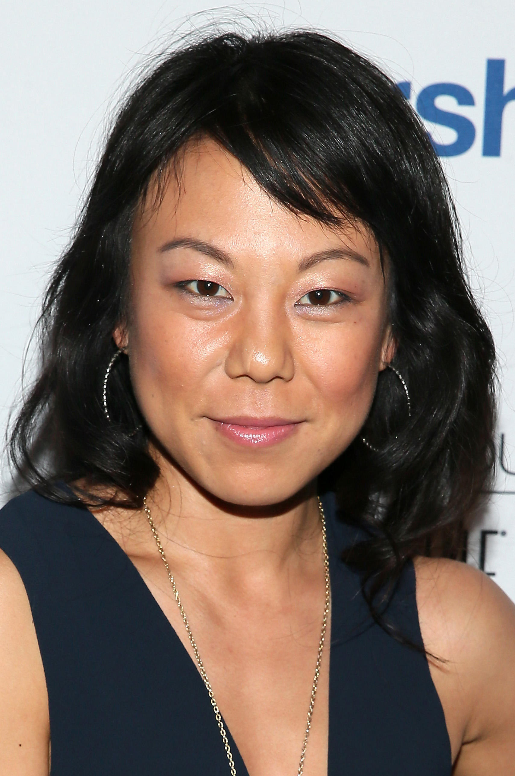 Ali Ahn at the 2015 Gersh Upfronts Party at Asellina at the Gansevoort.