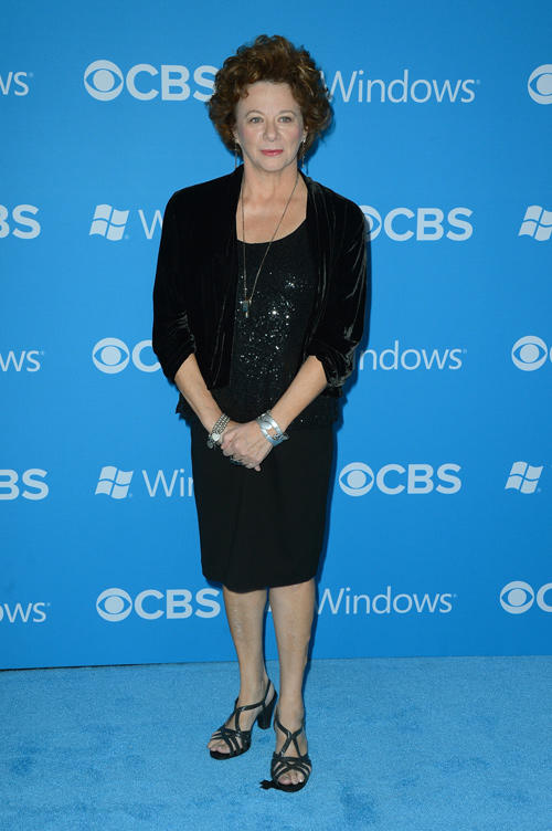 Rondi Reed at the CBS 2012 Fall premiere party in California.
