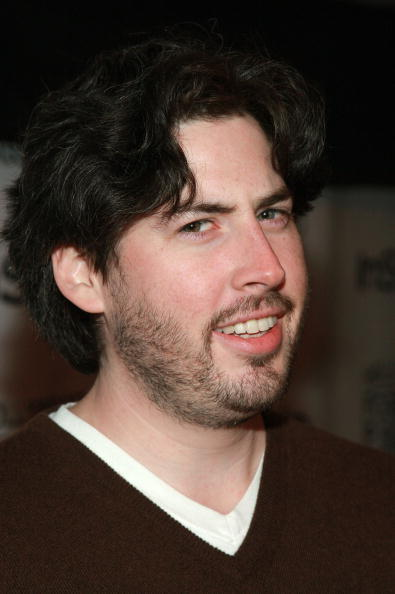 Jason Reitman at InStyle & HFPA's Toronto Film Festival party.