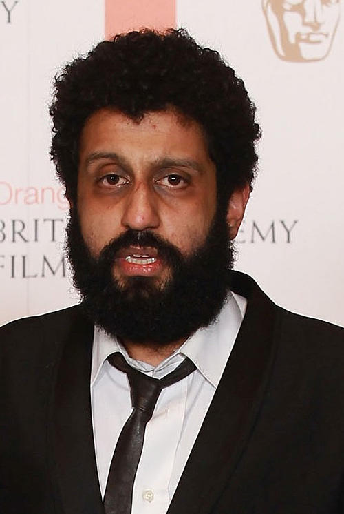 Adeel Akhtar at the Orange British Academy Film Awards in London.