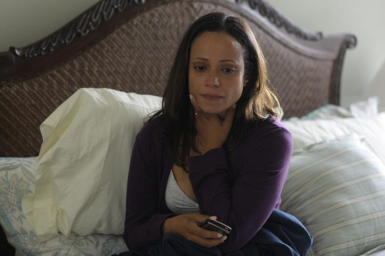 Judy Reyes as Angela in