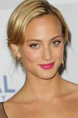 Nora Arnezeder arrives at NBC Universal's 69th Annual Golden Globe Awards After Party