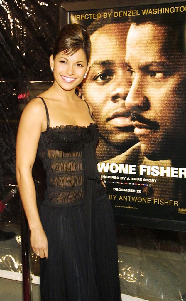 Salli Richardson at the premiere of