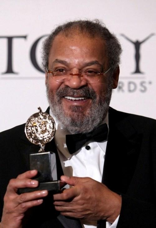 Roger Robinson at the 63rd Annual Tony Awards.