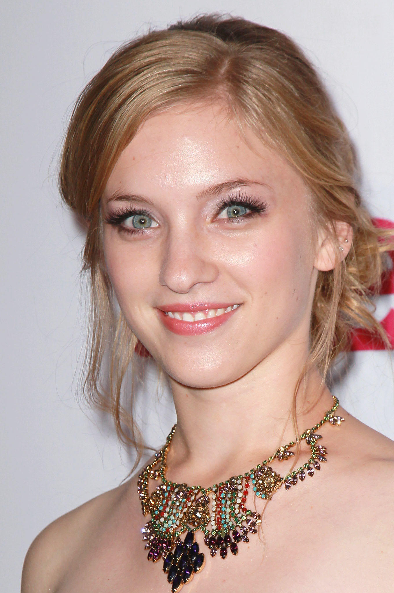 Amanda Bauer at the 9th annual Teen Vogue's Young Hollywood party in Los Angeles.