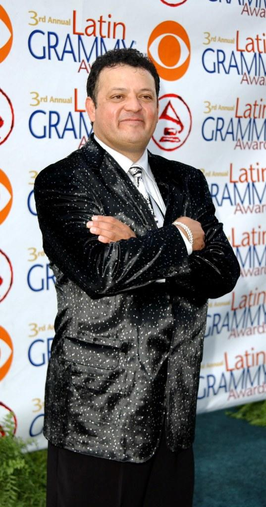 Paul Rodriguez at the 3rd Annual Latin Grammy Awards.