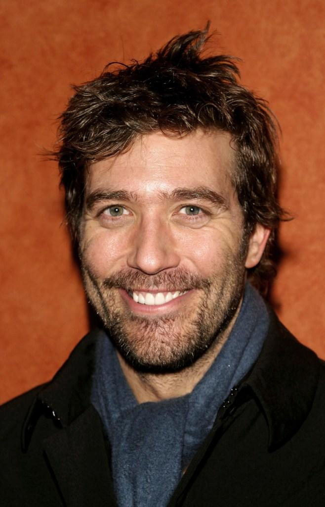 Craig Bierko at the New York after party for the Holiday Celebration from Broadway to benefit the Actors Fund.