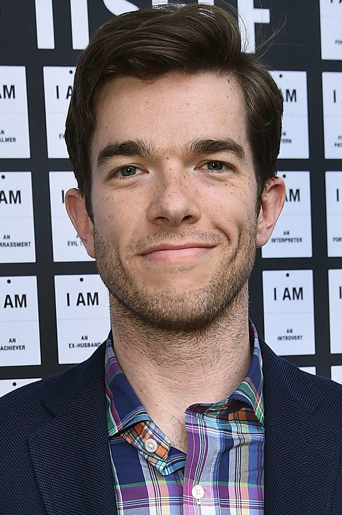 John Mulaney at