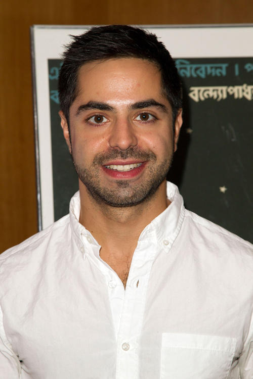 Satya Bhabha at the screening of