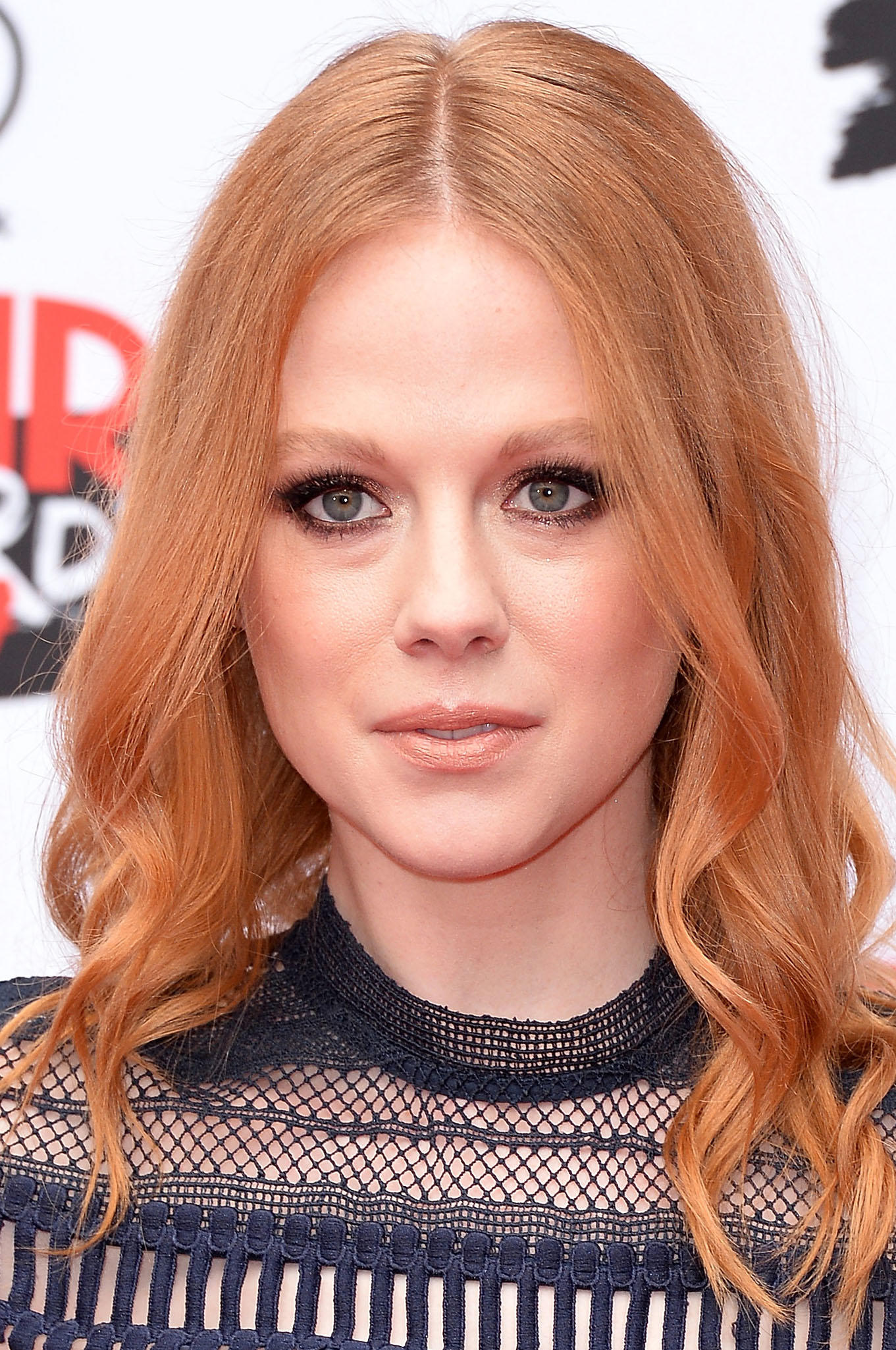 Zoe Boyle at the THREE Empire awards in London.