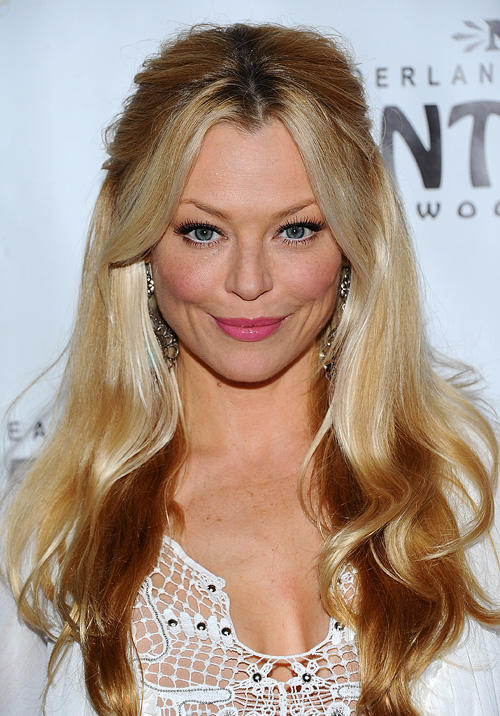 Charlotte Ross at the opening night of