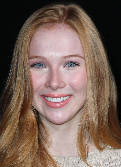 Molly Quinn at the California premiere of