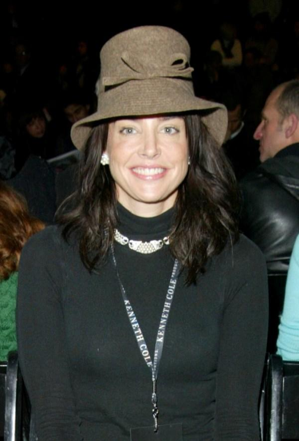 Jennifer Rubin at the Kenneth Cole Fall/Winter 2003 Collection.