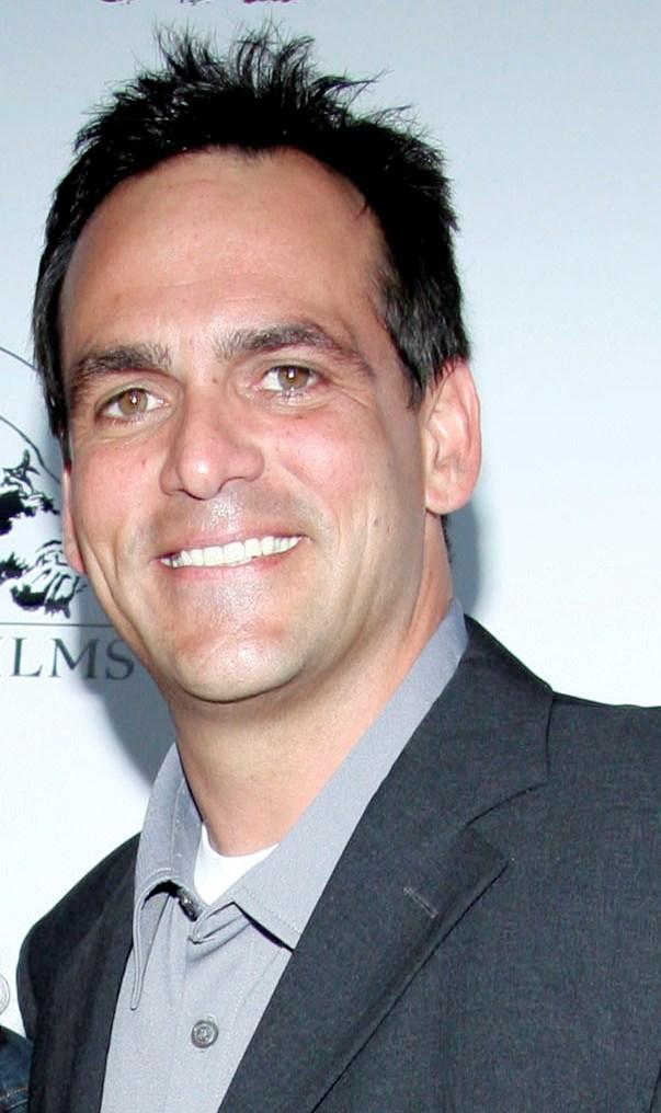 Robert Rusler at the Gala premiere of
