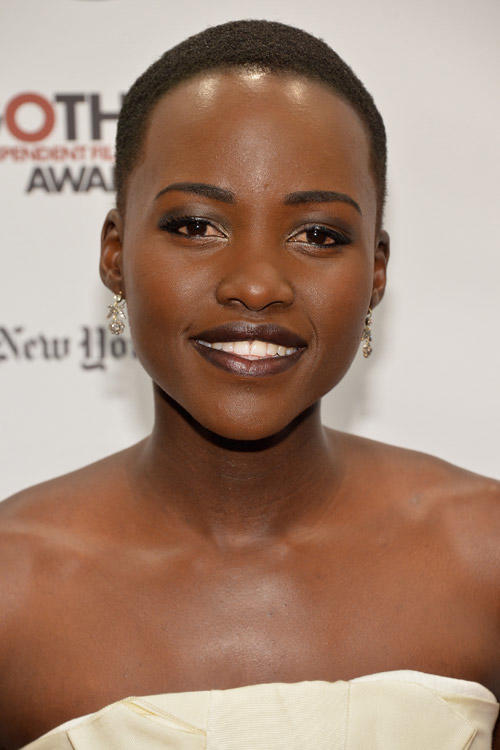 Lupita Nyong'o at IFP's 23nd Annual Gotham Independent Film Awards in New York City.