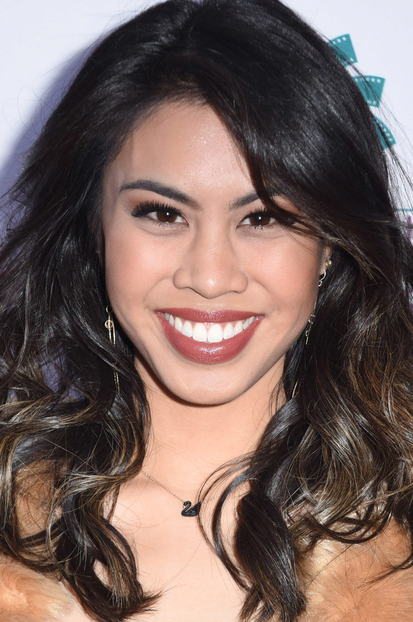 Ashley Argota at the 29th Annual Palm Springs International Film Festival.