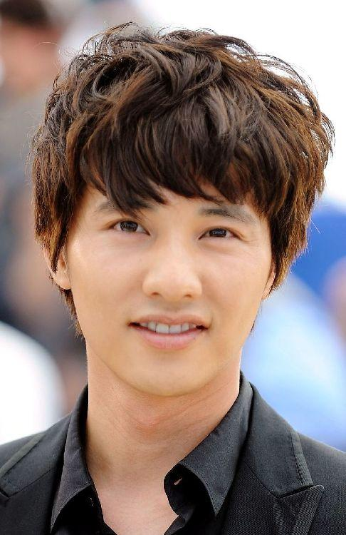 Won Bin at the photocall of