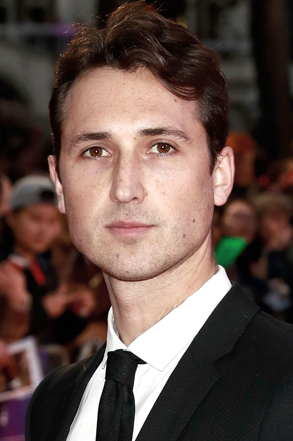 Ben Lloyd-Hughes at the European premiere of