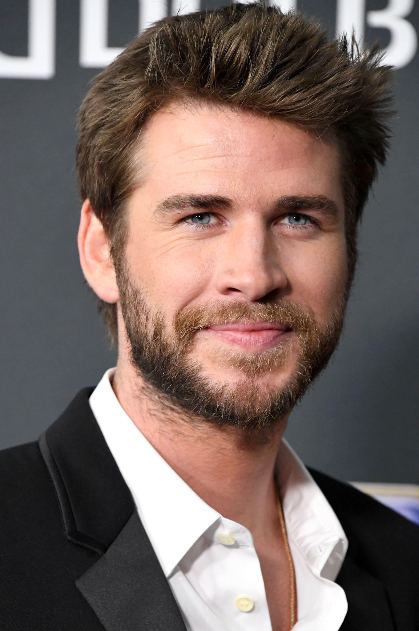 Liam Hemsworth at the world premiere of